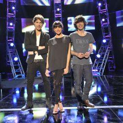 El sueño de Morfeo en la gala de TVE para elegir la canción de Eurovisión 2013
