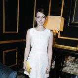 Emma Roberts en el desfile de H&M en la Semana de la Moda de París otoño/invierno 2013/2014