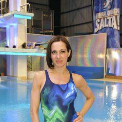Natalia Millán, concursante de '¡Mira quién salta!'