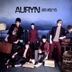 Portada de 'ANTI-HEROES', segundo disco de Auryn
