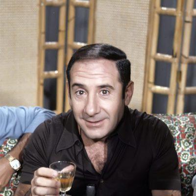 El actor Alfredo Landa