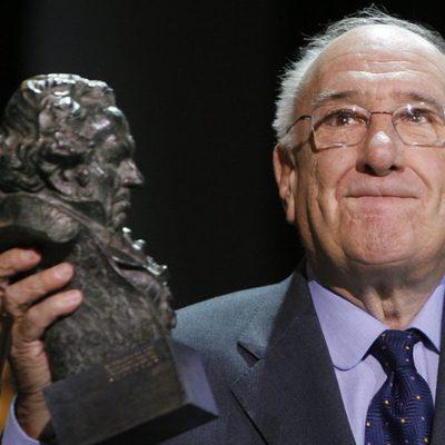 Alfredo Landa en los Goya 2008