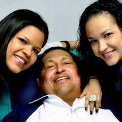 La última imagen de Hugo Chávez con vida