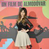 Blanca Suárez en la presentación de 'Los amantes pasajeros' en Madrid