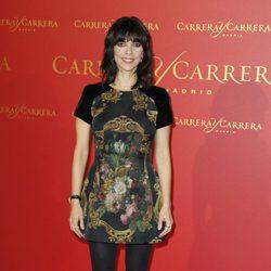 Maribel Verdú en la entrega del premio 'Maja de los Goya 2013'