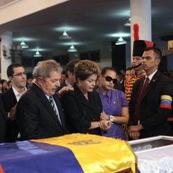 Capilla ardiente de Hugo Chávez, Presidente de Venezuela