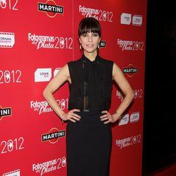 Maribel Verdú en los premios Fotogramas de Plata 2012