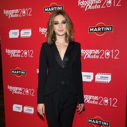 María Valverde en los premios Fotogramas de Plata 2012