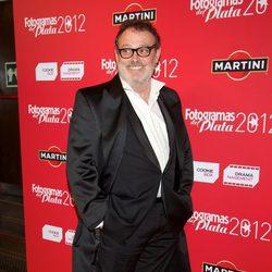 Pablo Carbonell en los premios Fotogramas de Plata 2012