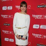 Adriana Ugarte en los premios Fotogramas de Plata 2012