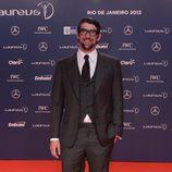 Michael Phelps en los Premios Laureus 2013