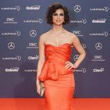 Morena Baccarin en los Premios Laureus 2013