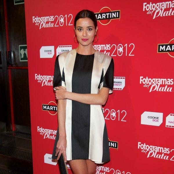 Dafne fern ndez en los premios fotogramas de plata 2012 - Alfombras los fernandez ...