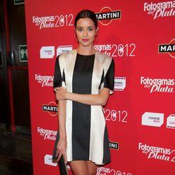 Dafne Fernández en los premios Fotogramas de Plata 2012