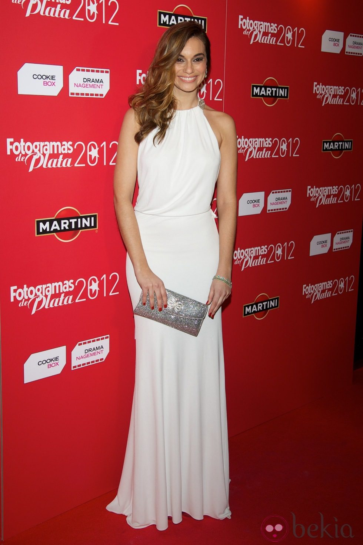 Norma Ruiz en los premios Fotogramas de Plata 2012