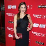 Marina Salas en los premios Fotogramas de Plata 2012
