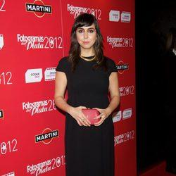 Carmen Ruiz en los premios Fotogramas de Plata 2012