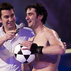 Arturo Valls y Jesulín de Ubrique en la segunda gala de 'Splash!, famosos al agua'