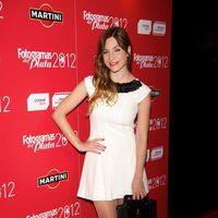 Leire Martinez en los premios Fotogramas de Plata 2012