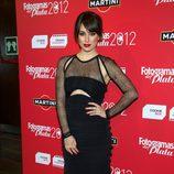 Blanca Suárez en los premios Fotogramas de Plata 2012
