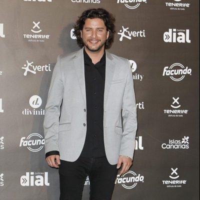 Manuel Carrasco en los premios Cadena Dial 2012