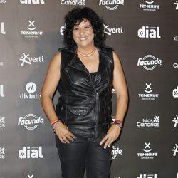 Rosana en los premios Cadena Dial 2012