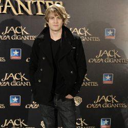 Jaime Olías en el estreno de 'Jack el caza gigantes'