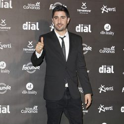 Álex Ubago en los premios Cadena Dial 2012