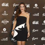 Malú en los premios Cadena Dial 2012