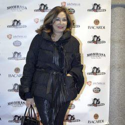 Ana Rosa Quintana en una fiesta tras el estreno de '¡Mira quién salta!'