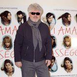 Pedro Almodóvar presenta 'Los amantes pasajeros' en Roma