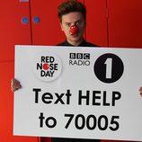 Conor Maynard en el Red Nose Day 2013