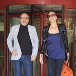 Fernando Guillén Cuervo y Ana Milán en Sevilla