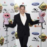 Boris Izaguirre en la celebración de los 1000 programas de 'El Hormiguero'