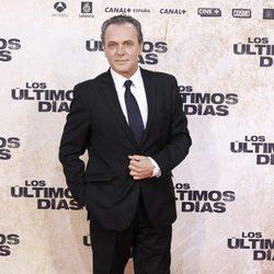 José Coronado en el estreno de 'Los últimos días'