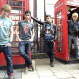 Auryn en Londres