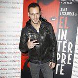 Ricard Sales en el estreno de 'El intérprete'