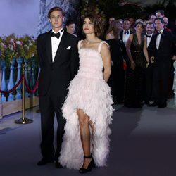 Pierre y Carlota Casiraghi en el Baile de la Rosa 2013