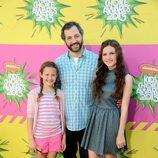 Judd Apatow en la alfombra roja de la 26 edición de los premios Nickelodeon