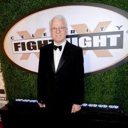 Steve Martin en la Celebrity Fight Night 2013