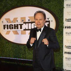 Billy Crystal en la Celebrity Fight Night 2013