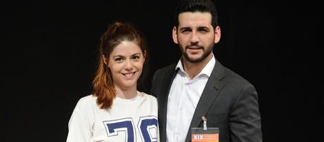 Manuela Velasco y Fran Perea presentan la obra de teatro 'Feelgood'