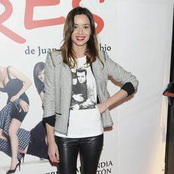 Dafne Fernández en el estreno de 'Tres'