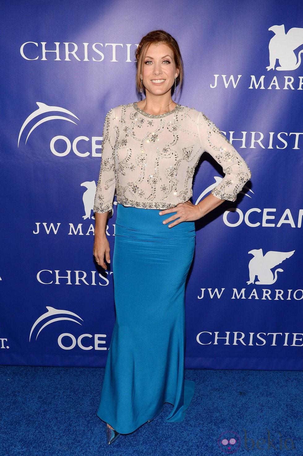 Kate Walsh en la gala Oceana Ball 2013