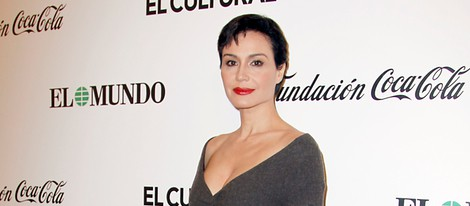 Juncal Rivero en los Premios Valle-Inclán de Teatro 2013