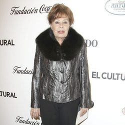 Gemma Cuervo en los Premios Valle-Inclán 2013