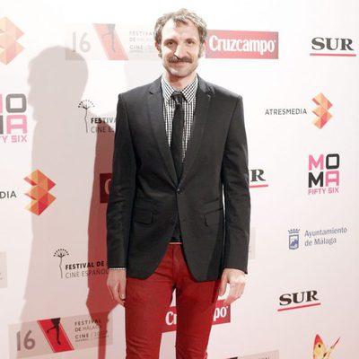 Julián Villagrán en la presentación del Festival de Málaga 2013
