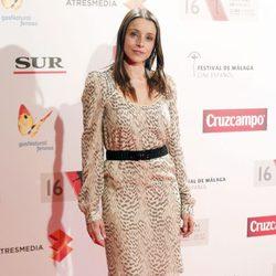 Ingrid Rubio en la presentación del Festival de Málaga 2013