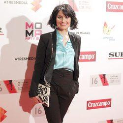 Ledicia Sola en la presentación del Festival de Málaga 2013