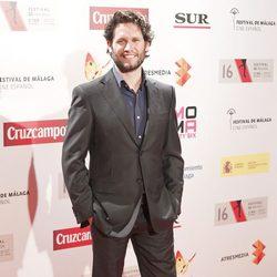 Antonio Zabalburu en la presentación del Festival de Málaga 2013